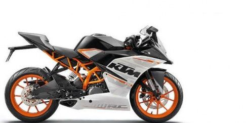 KTM RC 390 details and images leaked