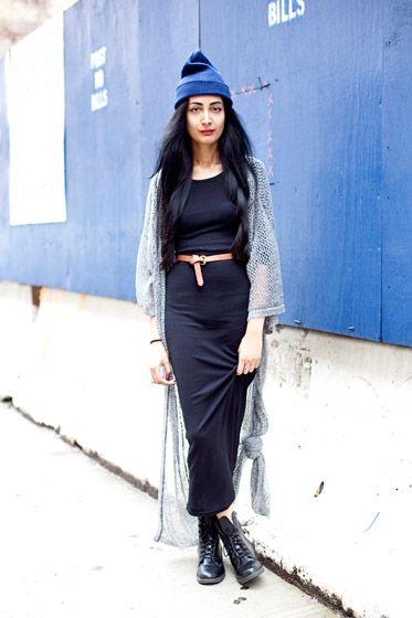 #NYFW Street Fashion - Nadia Sarwar!