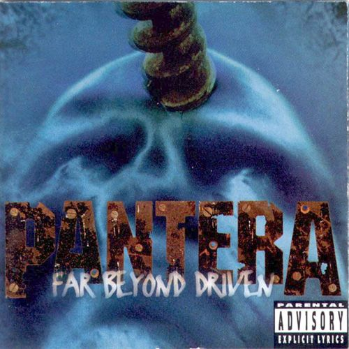 Pantera 8/24/96