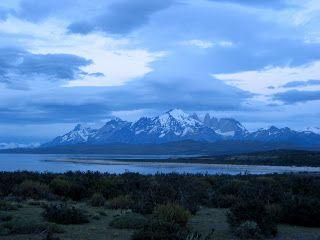 MILOVÁNÍ V PŘÍRODĚ: Chile Patagonia Národní parky Ohňová Země