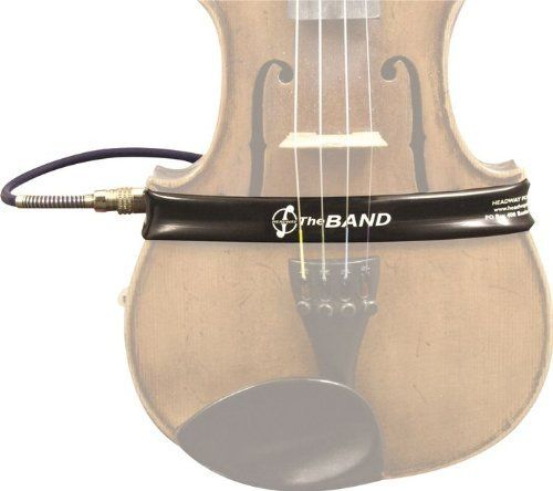Headway The Band Violin Pickup System by Headway. $175.95. Headway's The Band Violin Pickup Sytem gives you a compact, durable, and easy-to-install pickup capable of providing electric amplification for your violin or viola without the need for any destructive modifications to the instrument itself. The benefits of The Band are many: You'll get far greater volume levels before feedback compared to using a microphone. In addition to cutting feedback, The Band reduces ...