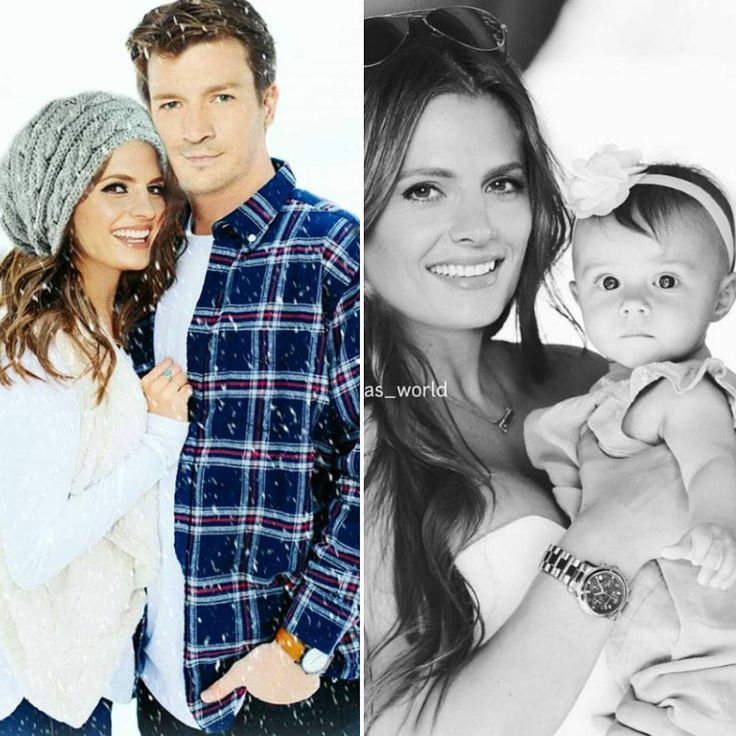 Best manips ever seen in my lifeee by @nyadas_world ❤ love your art so perfect!! Why couldn't we seen this on the show #castle #caskett #lilycastle #katebeckett