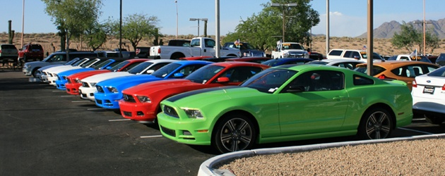 2013 Mustang poised to beat Camaro in sales for year