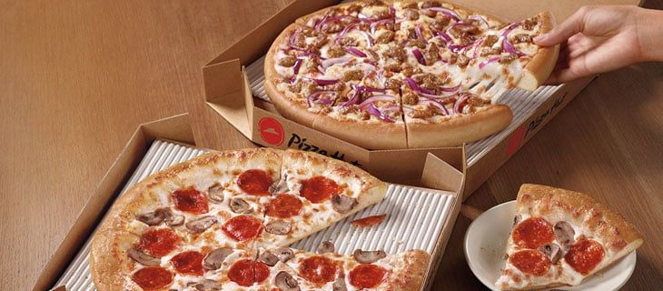 Pizza Hut - Pizza Coupons, Pizza Deals, Pizza Delivery, Order Pizza Online, Catering