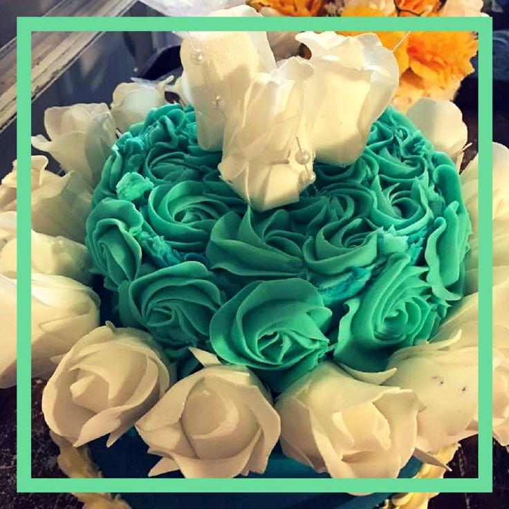 Yummy Gluten Free Wedding Cake by Peartree Bakery, Thunder Bay, Ontario