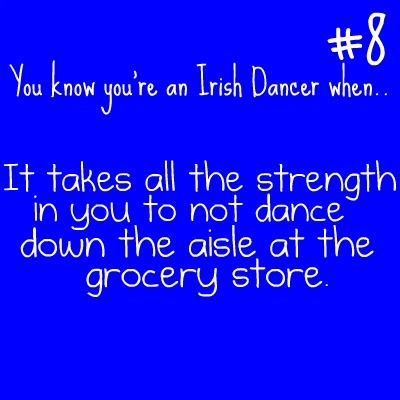 Who says we have to control the urge...I dance in the grocery store aisles all the time and I'm not weird...