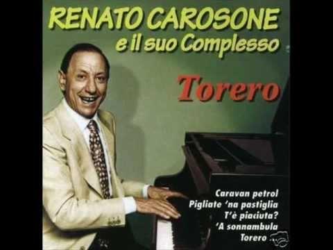 Renato Carosone - 'A sonnambula - 1958