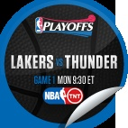 LA Lakers vs. Oklahoma City Thunder