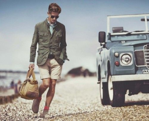 Men's Style Guide: Safari Spring - CHAOS Magazine