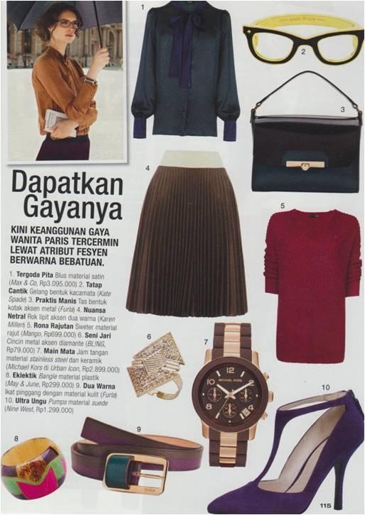 JOY Magazine - January 2013
