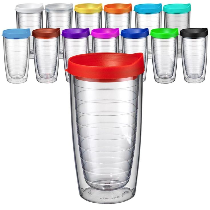 Tervis Style Tumbler 16 Oz Double Wall Tumbler With Lid
