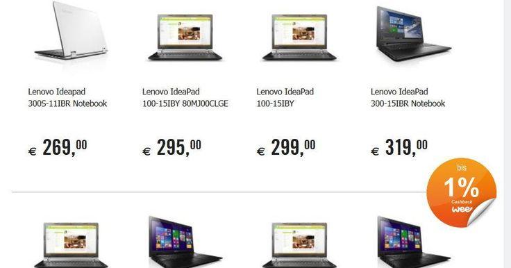 Cyberport, Lenovo, Laptops, Notebook, Serie Yoga, 50€ Rabatt, Bonus, Gutschein, Cashback, weeconomy, wee
