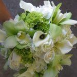 beste Hochzeitsstrauß Lilien und Orchideen & lieben den Hauch von Grün …. geht super …  – JANA'S WEDDING