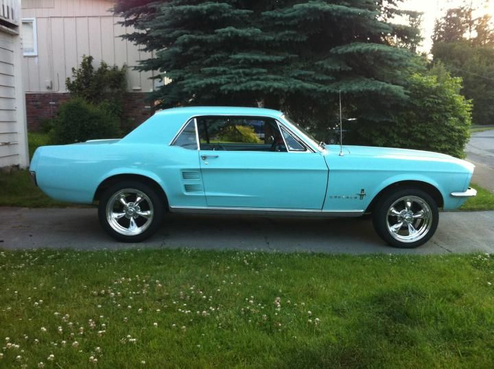 67 mustang - Google Search