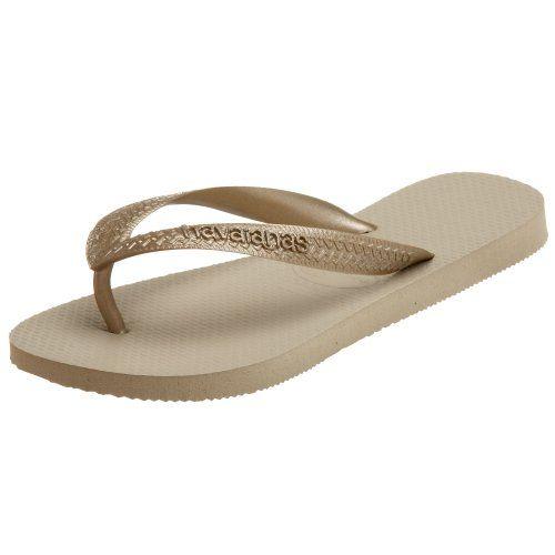Havaianas Women's Metallic Flip Flop,Sand Grey/Light Golden,35/36 BR/5-6 M US Havaianas,http://www.amazon.com/dp/B001N0MDTW/ref=cm_sw_r_pi_dp_u4Ejtb0DAJTFSDFN
