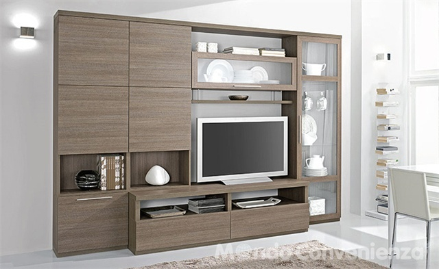 Il soggiorno moderno per chi è alla continua ricerca di spazi, € 695