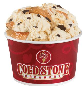 Buy One Get One Free Ice Cream at Cold Stone Creamery!