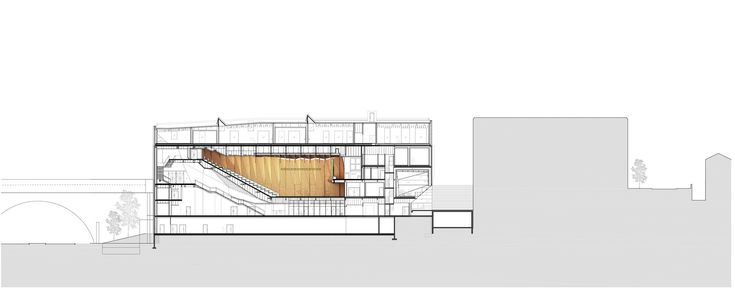 Gallery - Aix en Provence Conservatory of Music / Kengo Kuma and Associates - 17