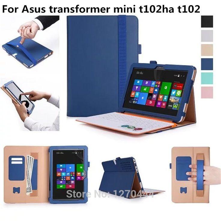 Official Original Transformer Mini T102HA Cover For ASUS Transformer Mini T102HA 2-in-1 PC 10.1'' tablet funda cases Smart cover #Affiliate