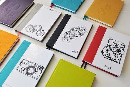 Cuadernos Artesanales Tepuy - en MercadoLibre