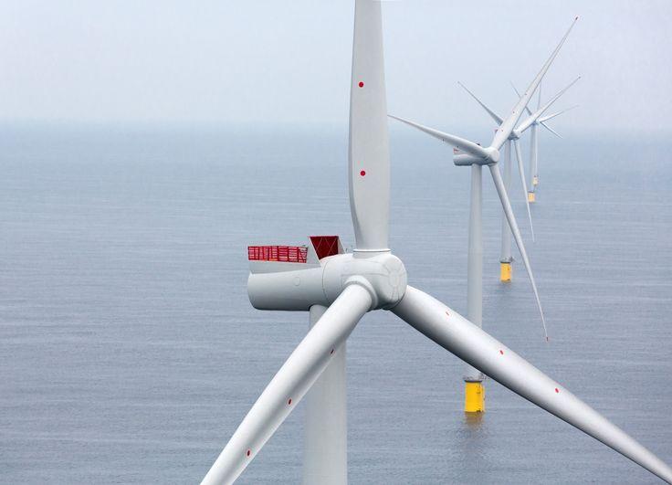 Siemens Unveils New 8 MW Offshore Wind Turbine