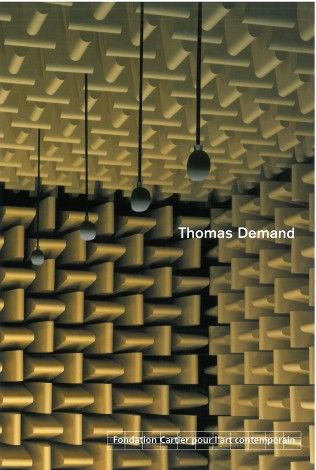 Thomas Demand | Fondation Cartier pour l'art contemporain
