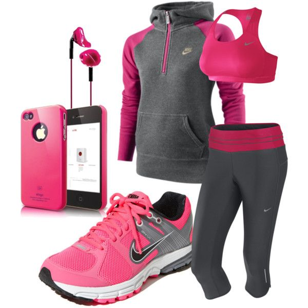 """Yeah I Work Out"", created by hagreen17.polyvore.com"