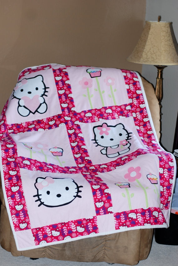 Hello Kitty Baby Room Set