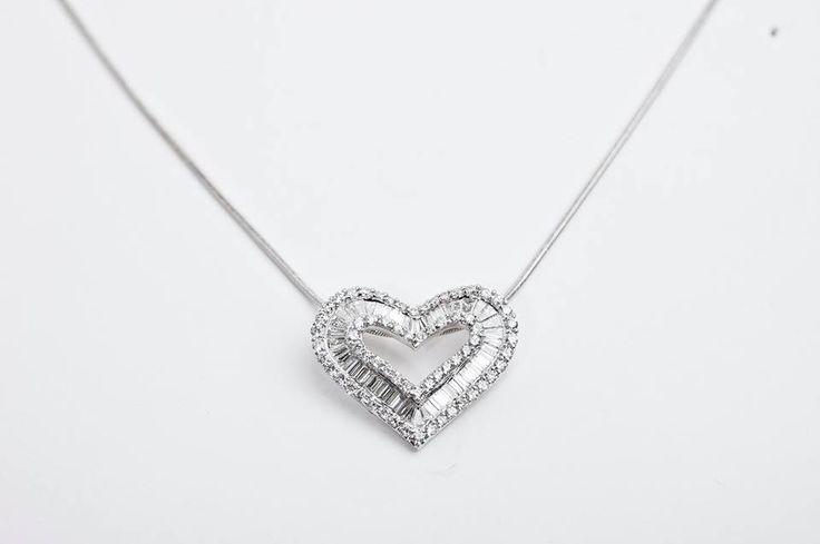 Diamond Necklace http://www.empressdiamonds.com.au/jewellery/rings/