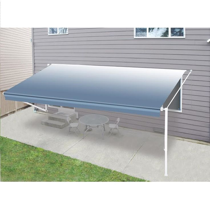 ALEKO® 8'X8' (2.4 x 2.4m) Retractable RV/Patio Awning. http://www.alekoproducts.com/8-X8-Retractable-RV-Patio-Canopy-p/rvaw8x8-ap.htm