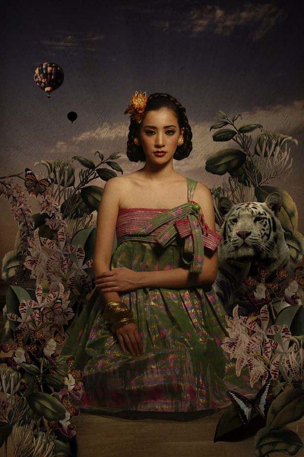 Lukisan Nusantara on Behance