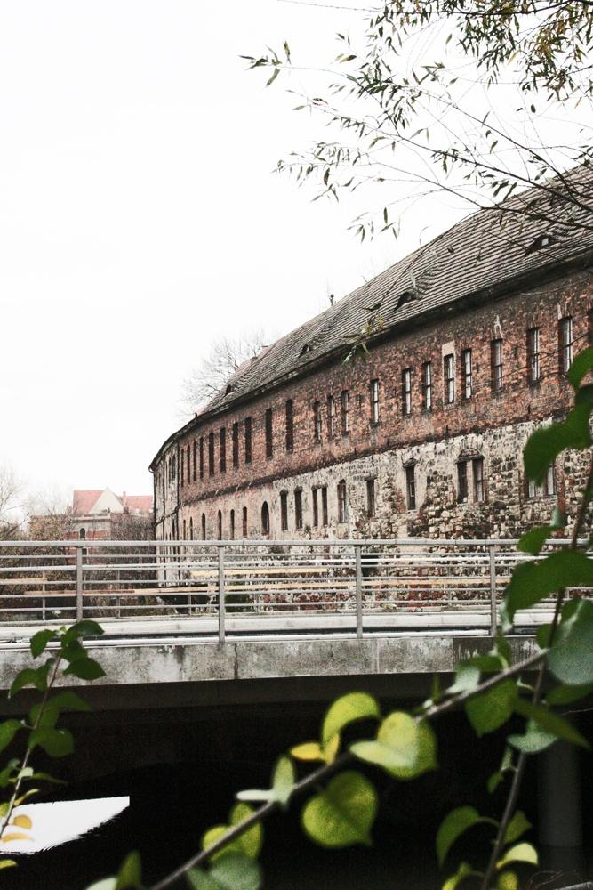 Klausbrücke in Halle/Saale