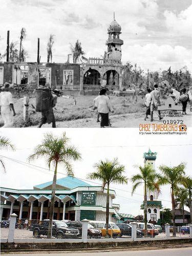 Mesjid Jami Al-Una Kampung Baru Balikpapan