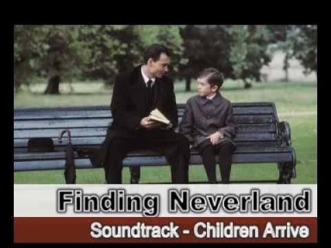 Finding Neverland - Soundtrack - Children Arrive - YouTube