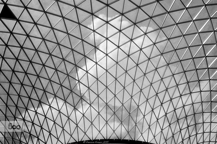 Minimal al museo - Londra by Francesca Ferrari on 500px