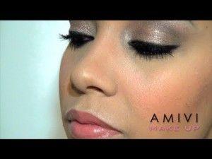 maquillage visage rond petit tutoriel pour se creer un joli maquillage pour les fetes ma grande taille com 300x225 Video thumbnail for youtu...