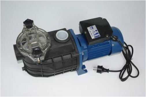 Bomba agua cent 0,8hp-9000l/h Autoasp Monof #maquinariajardin