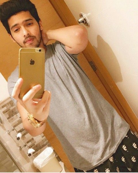 I have fall in love with u I love u armaan