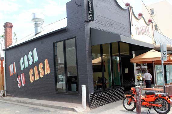 Fonda Mexican, Richmond Melbourne