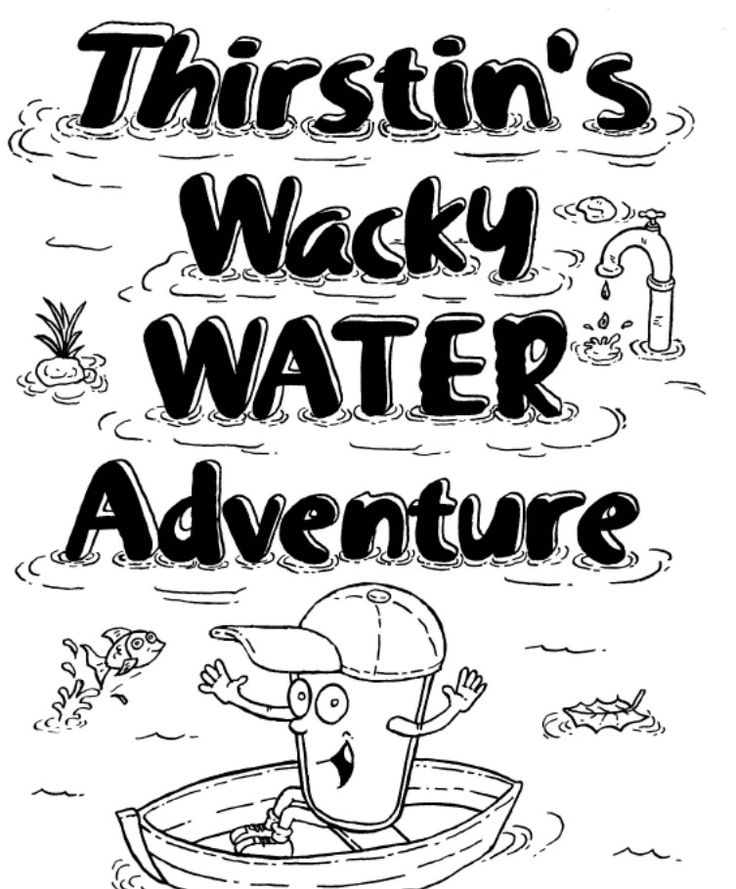water conservation coloring book gt make their own water droplet book about water conservation