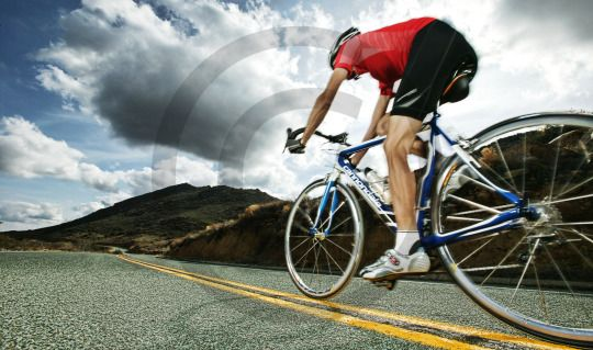 #Physical Preparations for #Mountaineering Courses - Do #Cycling for developing #Stamina