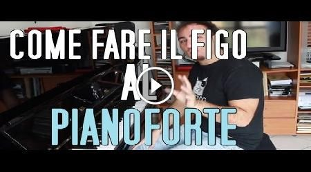 Come far credere di saper suonare #Pianoforte #suonare #IncredibileWeb