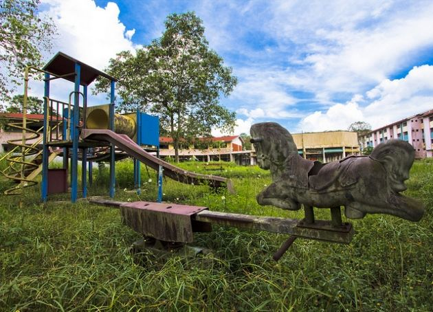 15 Abandoned Places In Singapore That Were Left For Dead