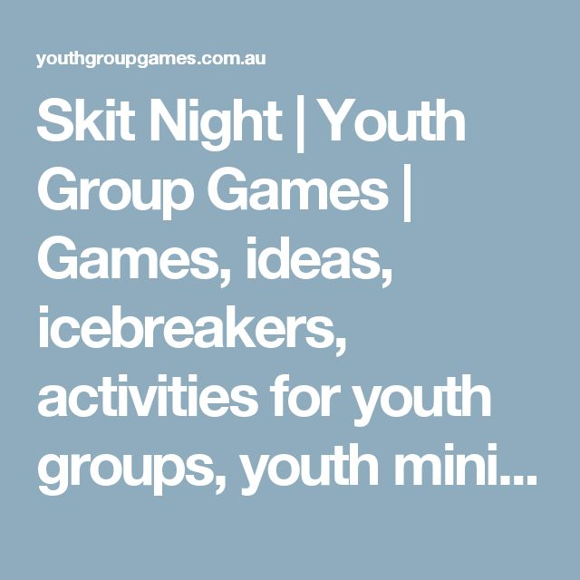 Youth Pastor Church Nite: 17+ Ideas About Youth Group Activities On Pinterest