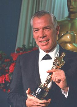 Lee Marvin  Best Actor CAT BALLOU .