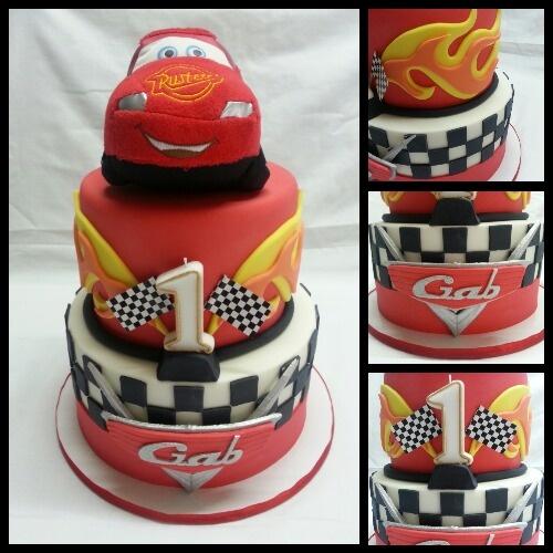 Cake With Fondant Cars : Cars Fondant cake Cake Lab: My cakes and Cupcakes Pinterest