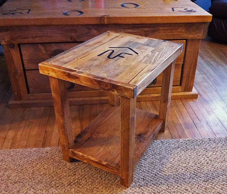 The Second End Table Project
