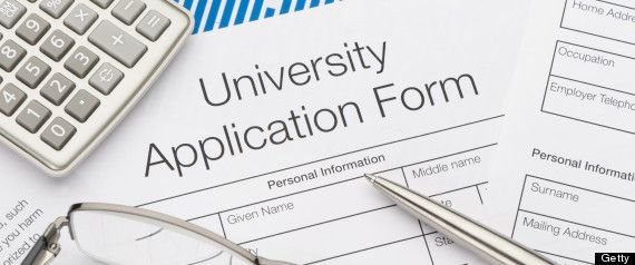 6 Biggest College Application Mistakes