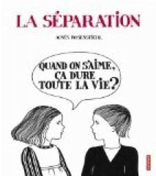 Critiques, citations, extraits de La séparation de Agnès Rosenstiehl. Deux enfants, une petite fille et un petit garçon, se retrouvent pour ...
