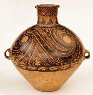 Керамика: Китайская керамика культуры Яншао